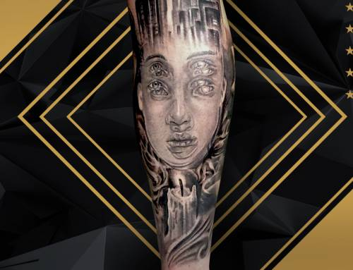 WOULD YOU GET A DOUBLE VISION TATTOO?