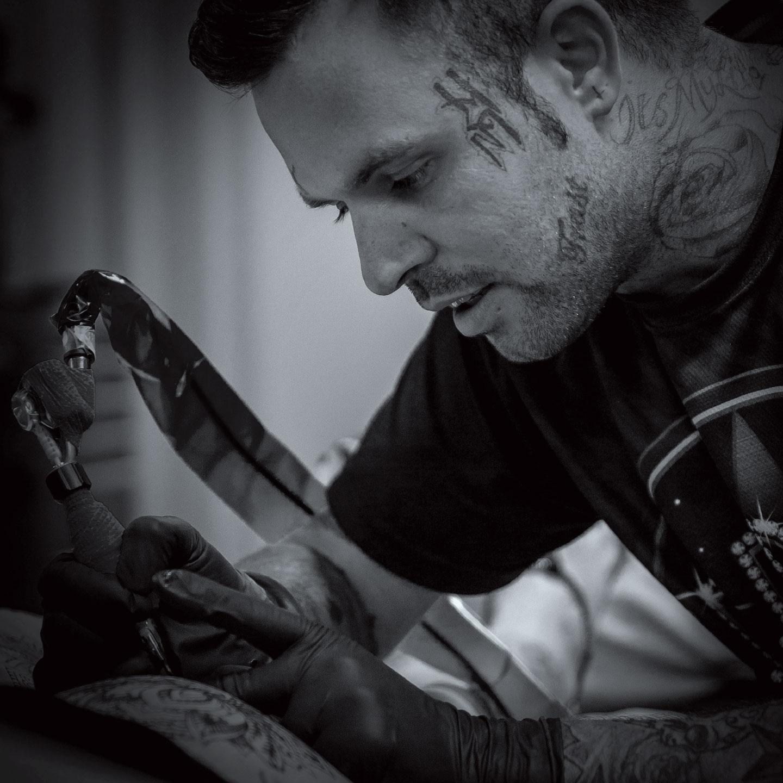 Expert Tattoo Artists
