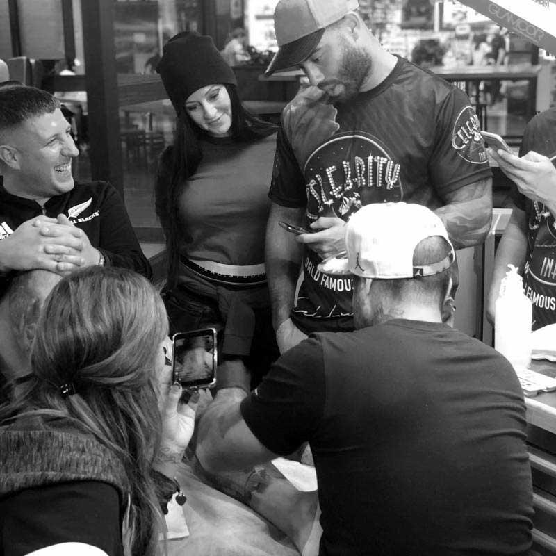 starting a tattoo business