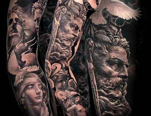 Brisbane Tattoo Expo 2021 Artist Competition