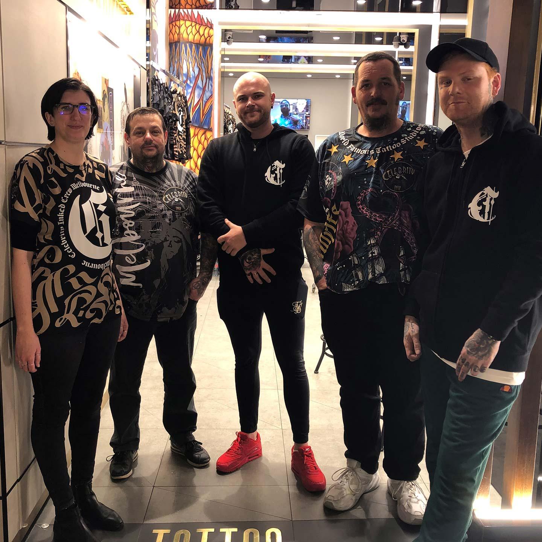 Melbourne Central Team Photo