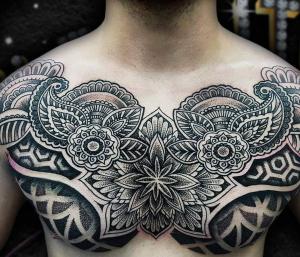 mandala tattoo heart chakra tattoo celebrity ink phuket