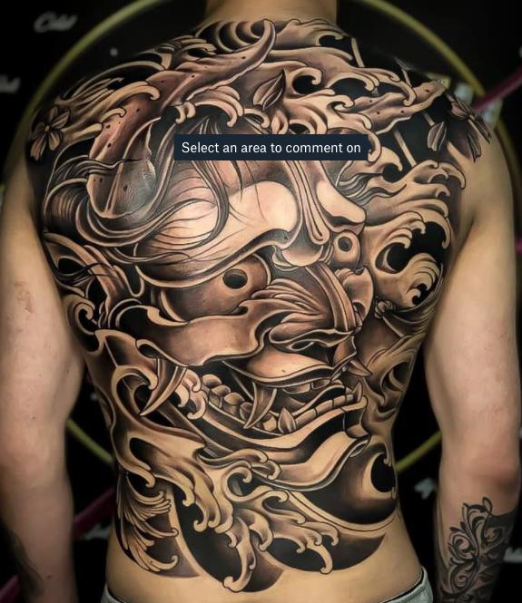 irezumi tattoo oriental tattoos traditional japanese hannya