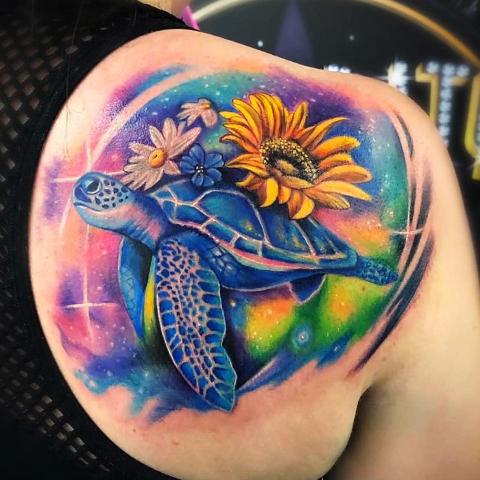 Turtlewatercolour