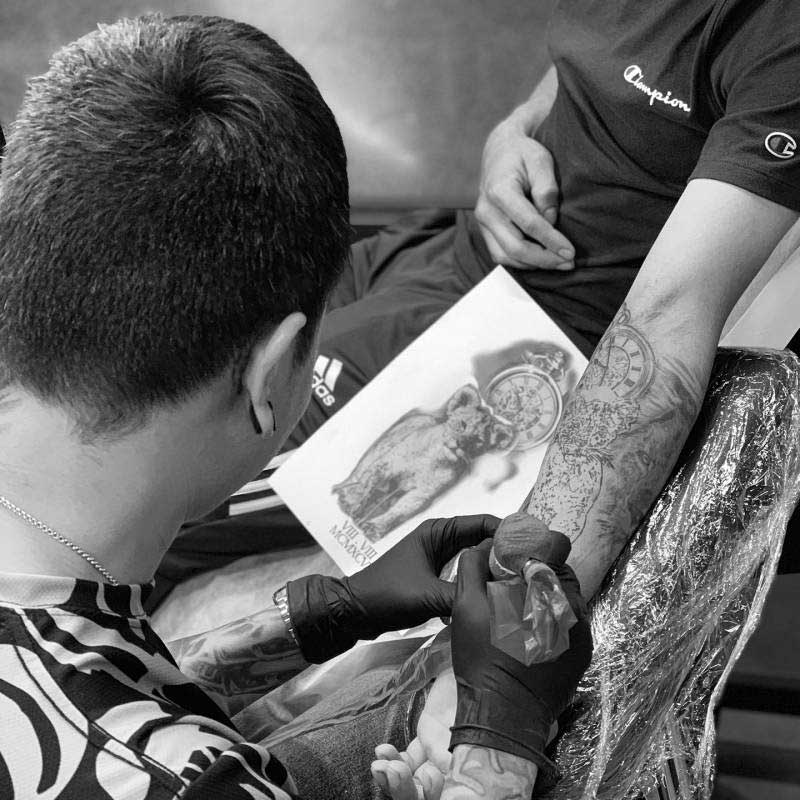 top tattoo franchise