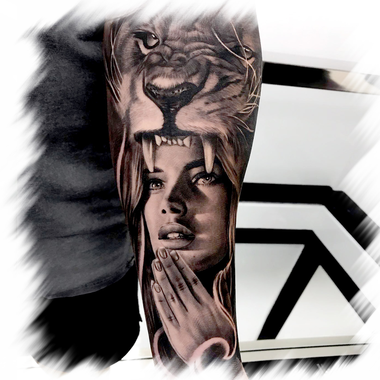 realism tattoo gold coast
