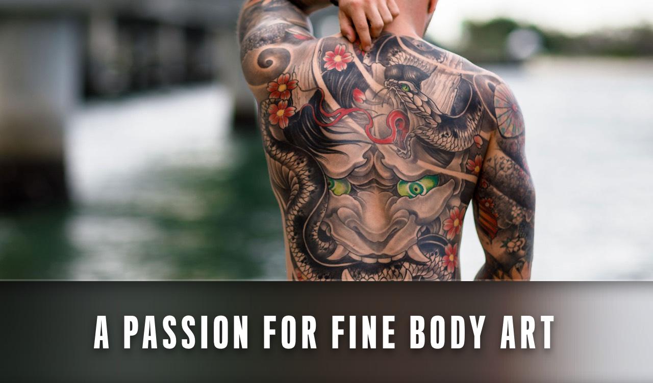 Tattoos Banner Mobile
